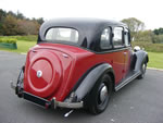 1946 Rover Fourteen P2