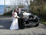 1929 Essex Super Six Challenger at a wedding in March 2010