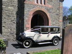 1929 Essex Super Six Challenger at a wedding in May 2010