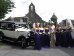 Essex Super Six Challenger at a wedding in July 2010