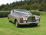 1973 Rolls Royce Silver Shadow in Metallic Bronze