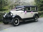 1929 Essex Super Six Challenger at a wedding on 5 May 2012