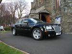Chrysler 300 Saloon in Black